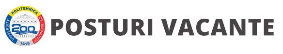 UPB – Posturi Vacante Logo